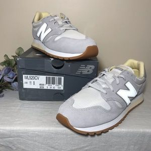 New Balance 520 Women's Running Classic Rain Cloud